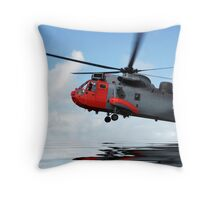 Sea rescue Throw Pillow