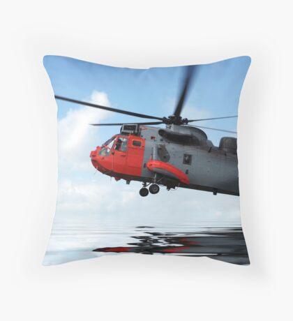 Sea rescue Throw Pillow