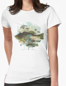 Cardume Womens Fitted T-Shirt