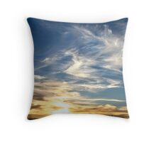But I know we all can't stay here forever.... Throw Pillow