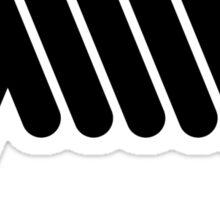 Barbwire Sticker