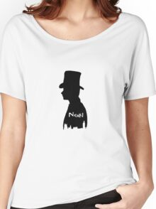 Chris Colfer as Noel Coward Women's Relaxed Fit T-Shirt