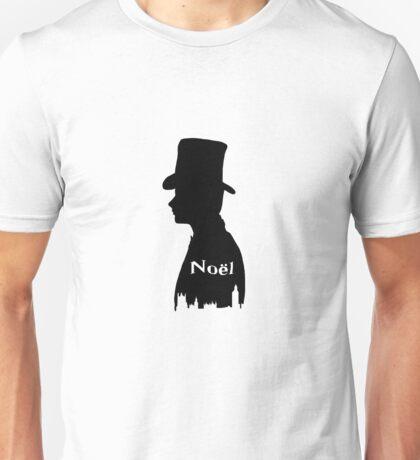 Chris Colfer as Noel Coward Unisex T-Shirt