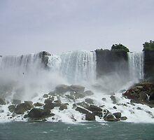 Niagara Falls Dream by Sherry O'Neill