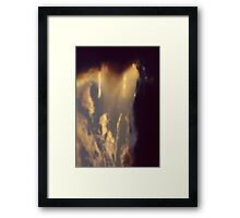 The Day The World Went Away II Framed Print
