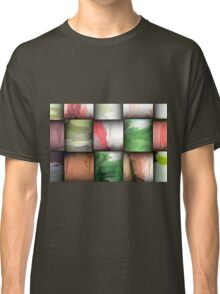 Blocks Abstract Classic T-Shirt