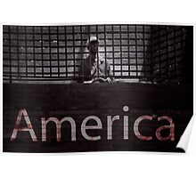 America Never Was Poster