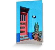 Tucson's Got Color Greeting Card