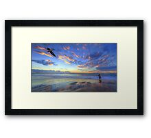 Noosa Essence Framed Print