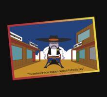The Flapjack Sherriff by Flashbum