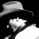 Cowboy Musician by Linda Gregory