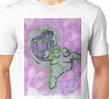 Zombie Screen Print Unisex T-Shirt