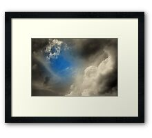 The Breath of Life Framed Print