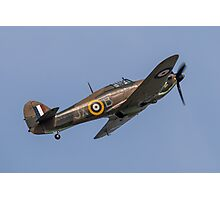 Hawker Hurricane LF363 Photographic Print