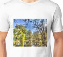 The Pond Side Trees Unisex T-Shirt