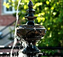 Small Water Fountain by terrebo