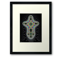 'At the Center of the Soul Is Love...' Framed Print