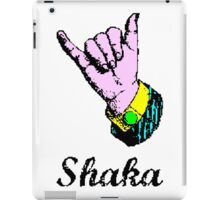 SHAKA iPad Case/Skin