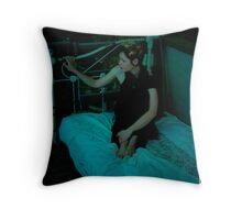 Evening Belle Throw Pillow