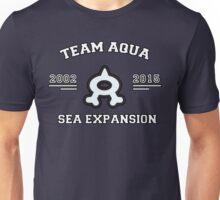 Team Aqua - Sea Expansion Unisex T-Shirt