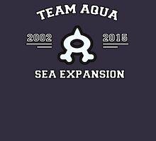 Team Aqua - Sea Expansion T-Shirt