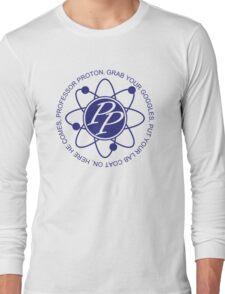 Professor Proton Long Sleeve T-Shirt
