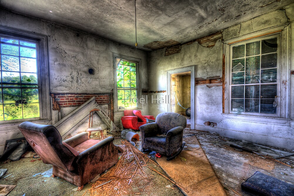 Not So Living Room by Joel Hall