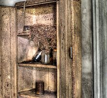The Cupboard is Bare by Joel Hall