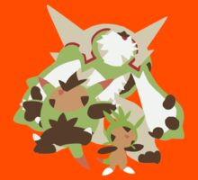 Chespin Evolution Kids Clothes