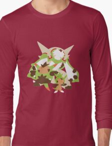 Chespin Evolution Long Sleeve T-Shirt