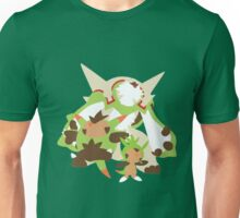 Chespin Evolution Unisex T-Shirt