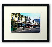 Williamstown Framed Print