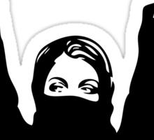 Rebel Girl Sticker