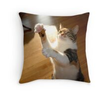 Rockin' Lola Throw Pillow
