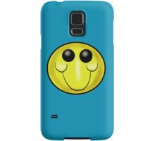 Goofy Smiley face Cartoon Samsung Galaxy Case/Skin