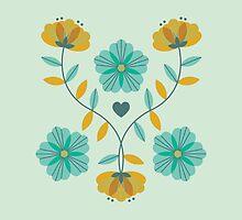 flowers everywhere/2 by silviarossana