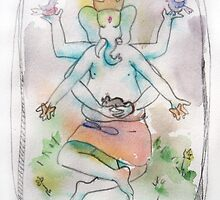 Ganesh - A Friend to All by Tama Blough