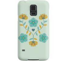 flowers everywhere/2 Samsung Galaxy Case/Skin