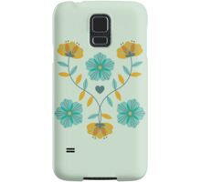 flowers everywhere/2 Samsung Galaxy Case/Skin