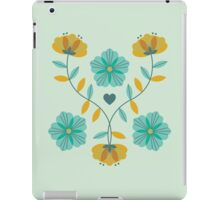flowers everywhere/2 iPad Case/Skin
