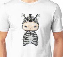 A Boy - Zebra Unisex T-Shirt