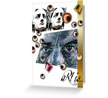 Art Is... 9 Greeting Card