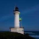On Nightwatch - Point Lonsdale by Hans Kawitzki