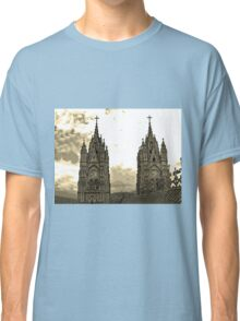 The Best View In Quito V Classic T-Shirt