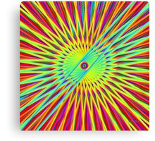 'Parallel Spiral' Canvas Print