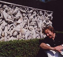Me at Cliveden, Christine Keeler Country (Profumo Affair) by Nick Ryan