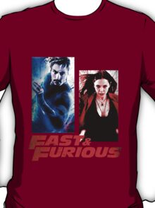 Scarlet Witch and Quicksilver T-Shirt