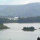 Lake Bunyoni by Kellie Scott