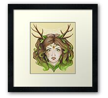 Earthling Framed Print