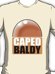 Caped Baldy T-Shirt